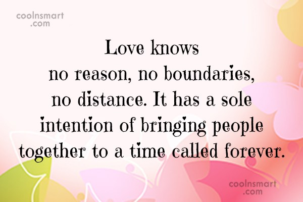 Inseparable Quotes Love