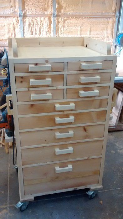 Tool Chest Cool Woodworking Plans