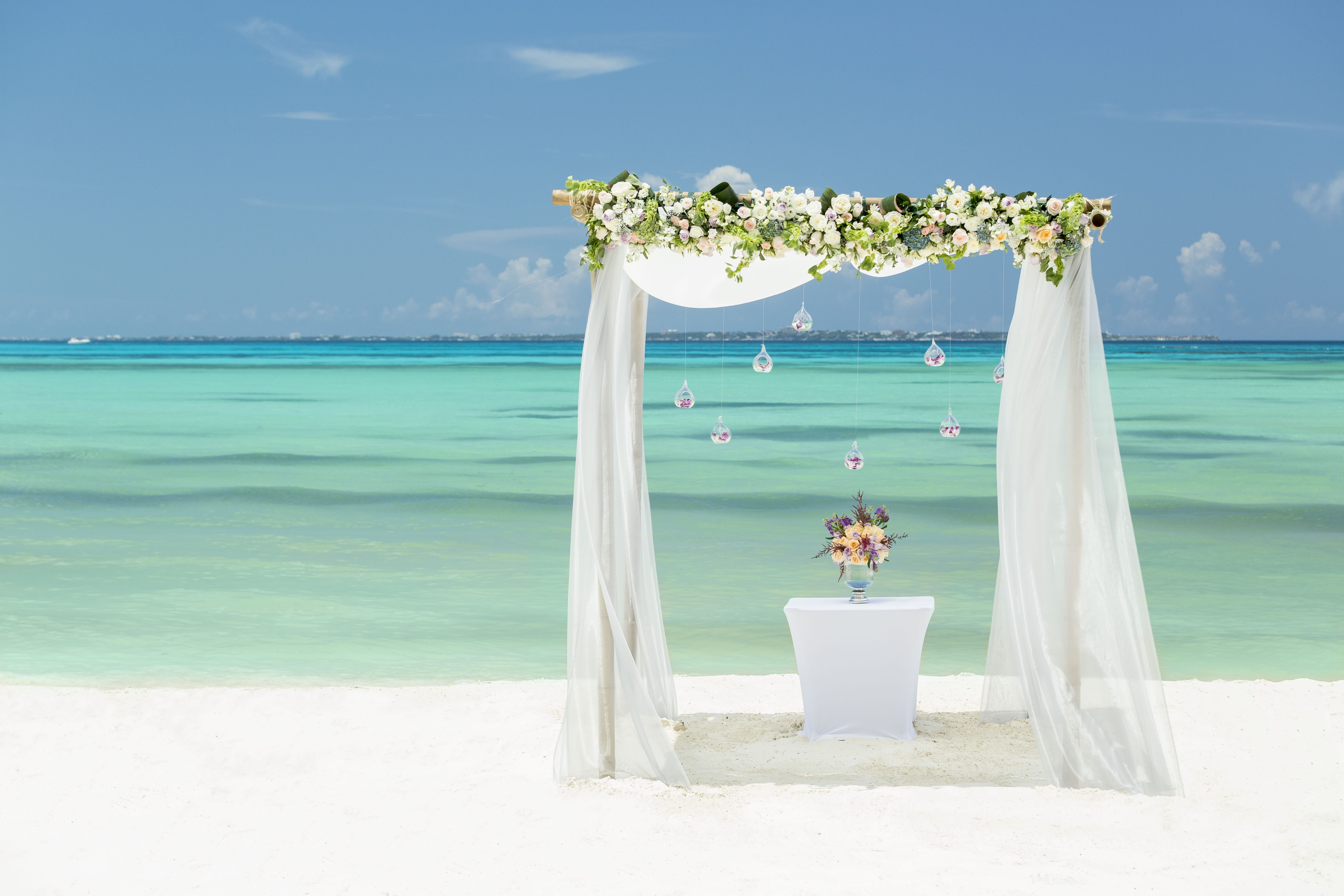 Beaches Have Wedding