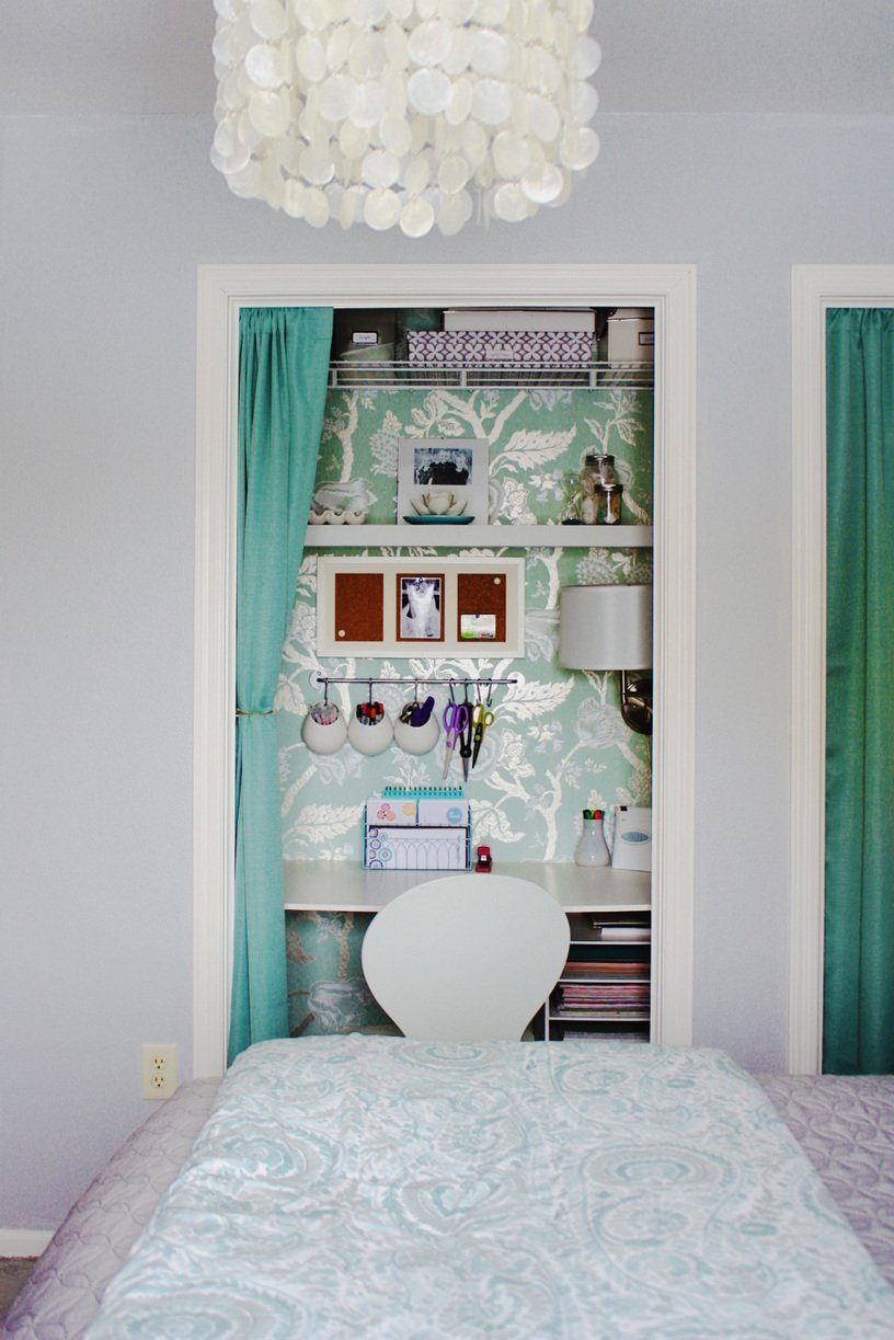 Creative Storage Ideas Home Office