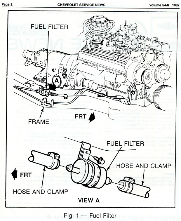Cruze Diesel Fuel Filter Location