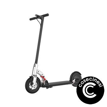 Coupon NEXTDRIVE N 4A 7.8Ah 36V 350W 8.5inch Folding Electric Scooter 26km h Top Speed 30km Mileage Range Double Brake System Waterproof Scooter Max Load 100kg