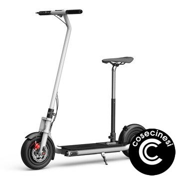 Coupon NEXTDRIVE N 7 300W 36V 10 4Ah Foldable Electric Scooter With Saddle For AdultsKids 26 Kmh Max Speed 18 36 Km Mileage p 1479847