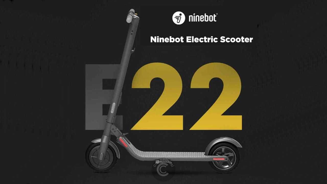 Codice sconto coupon  Xiaomi Ninebot E22 Folding Electric Scooter