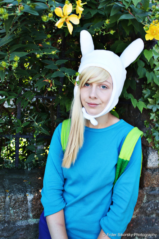 Cosplay Island View Costume Cattrocious Fionna The Human