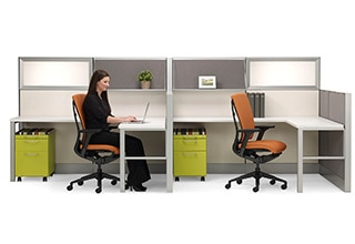 Office Furniture   Costco Cubicles   Panel Systems