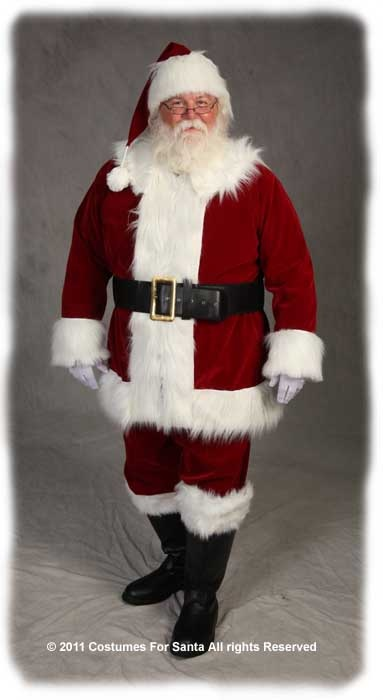 Santa Costumes Christmas Gifts Amp Santa Suits Deluxe