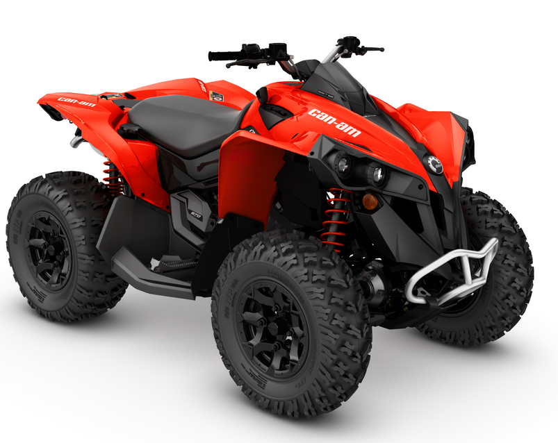 1000 Renegade 2016 Am Can Xxc