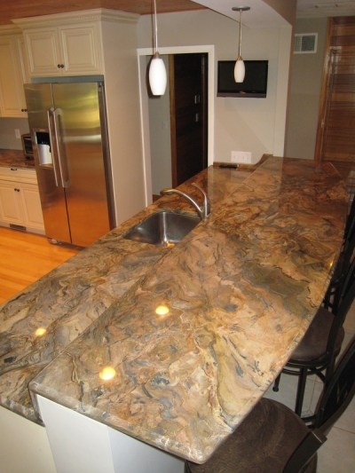 Fusion Kitchen - Countertops By Superior- Granite, Marble ...