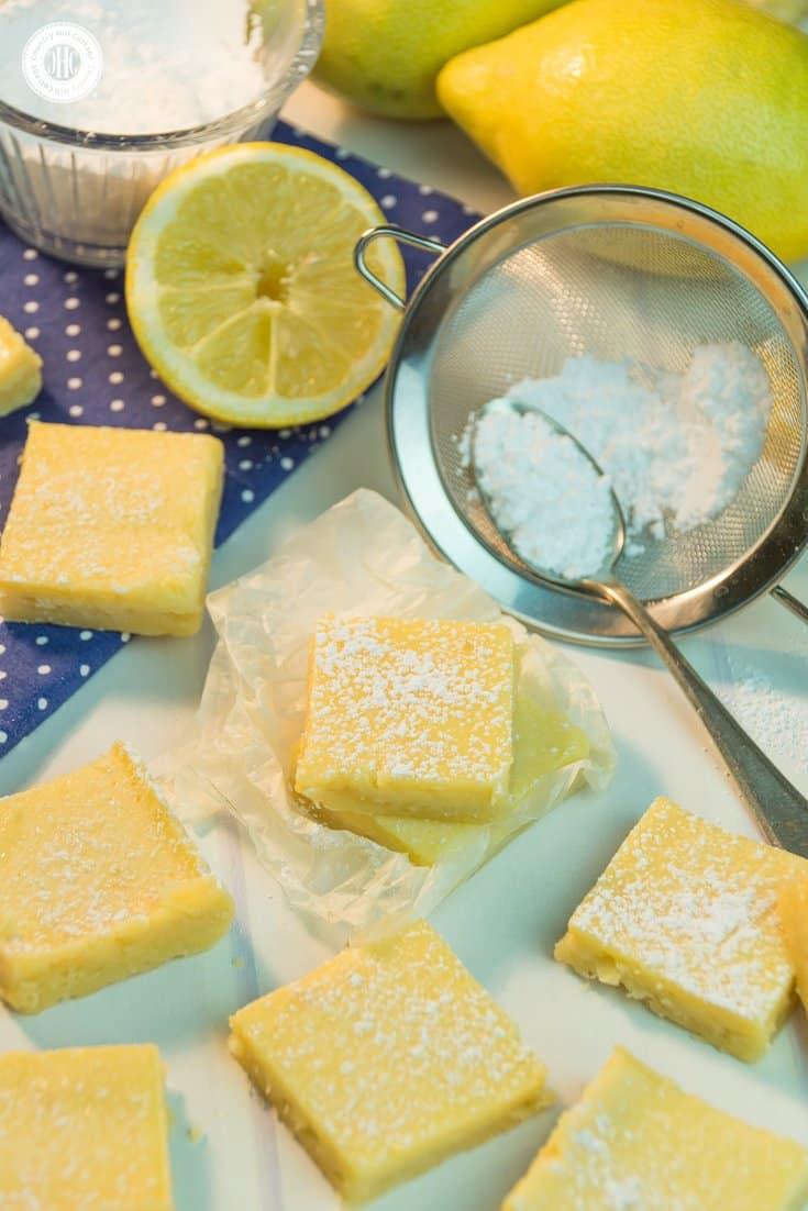 Freezing Lemon Zest