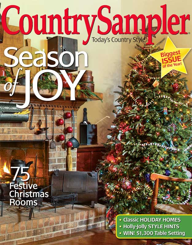 Country Home Ideas Magazine Back Issues