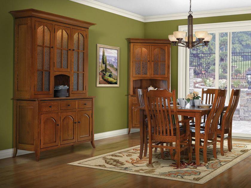 Fort Wayne Shaker Dining Room Set Countryside Amish