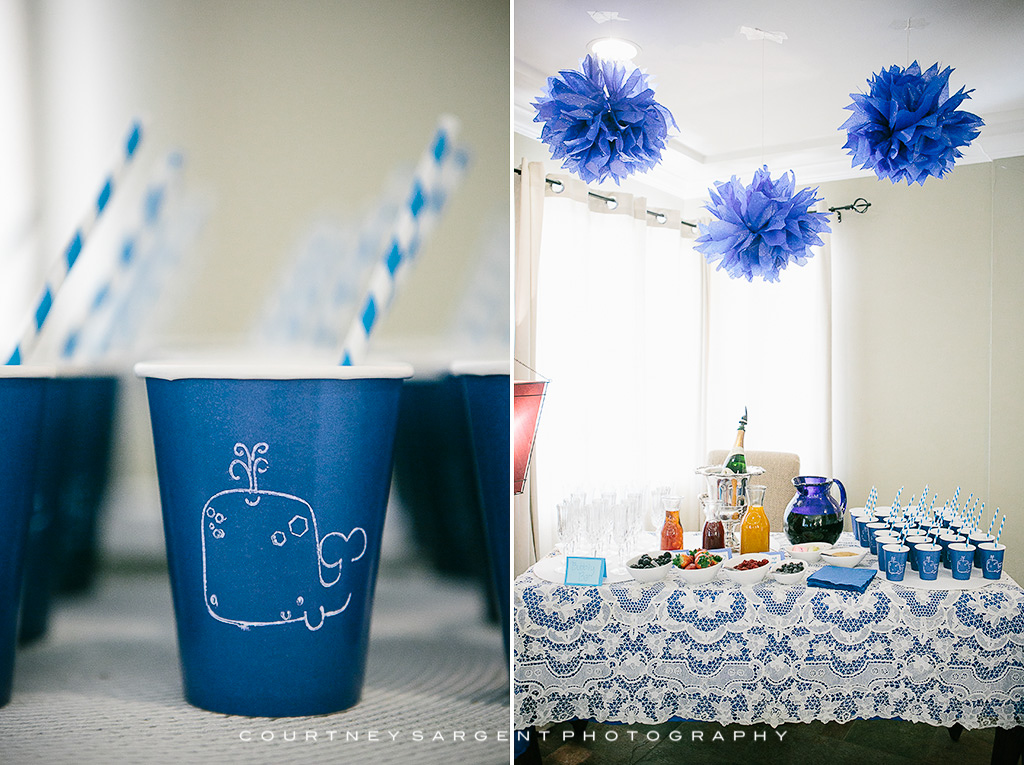 Personal Wedding Shower