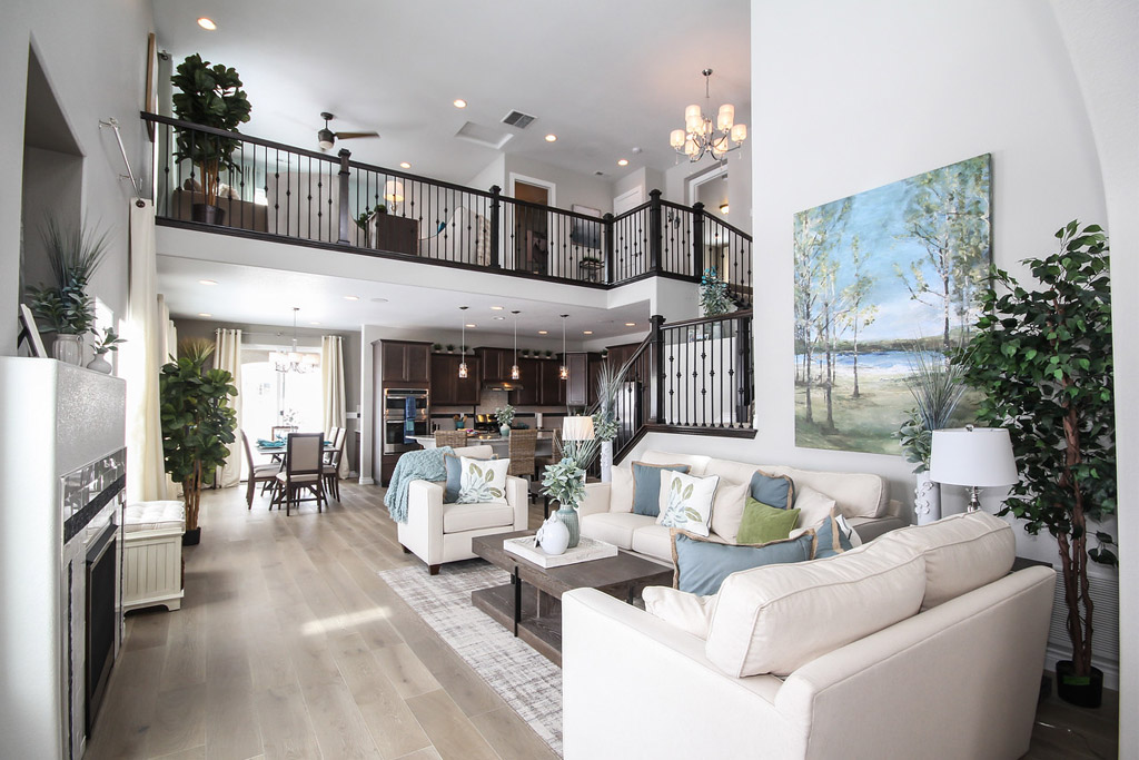 Covington Homes Great Rooms Gallery Best Home Builder