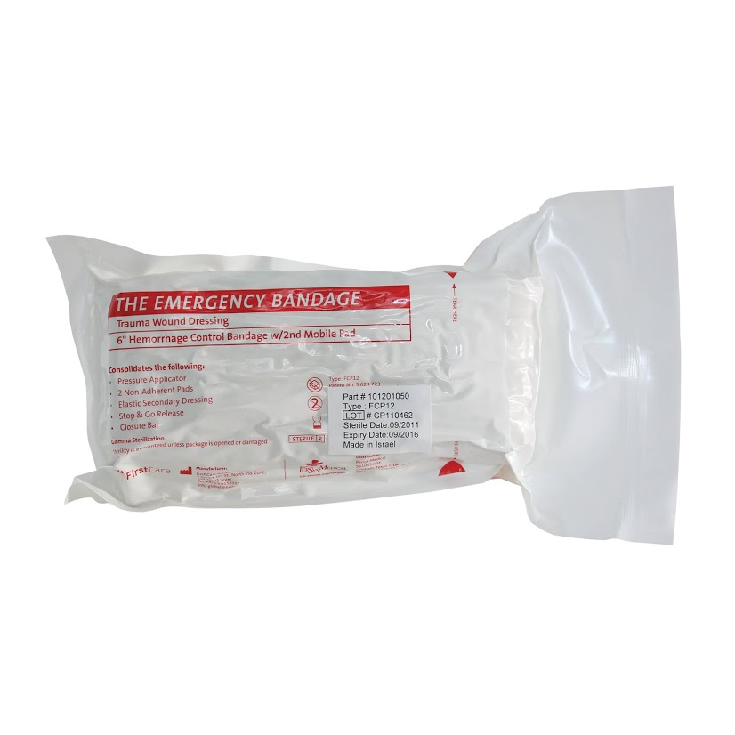 Chest Compression Bandage