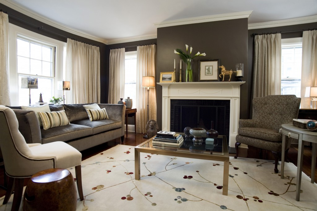 Family Room Rugs Ideas