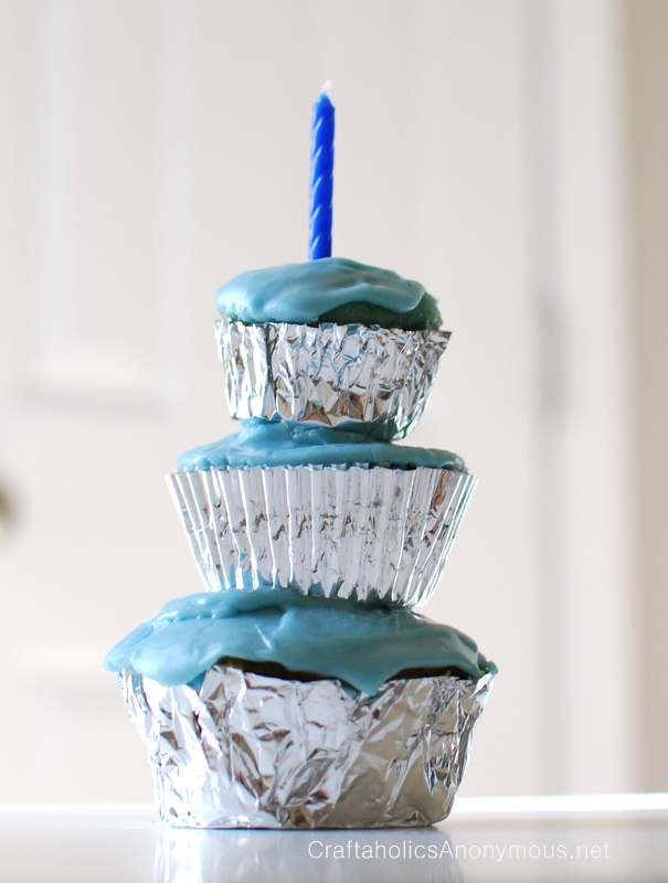 3rd Birthday Party Cake Idea