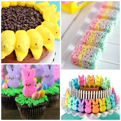Easter Cakes And Treats