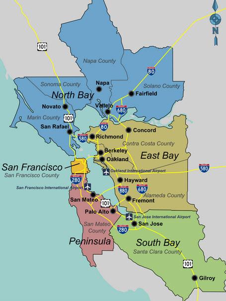 Seafood Places San Francisco