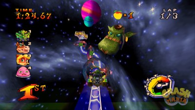 Crash Nitro Kart - Screenshots   Crash Mania