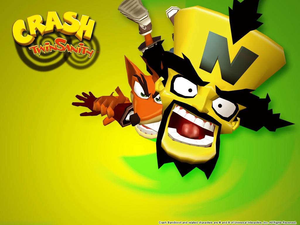 Crash Twinsanity Promotional Images Crash Mania