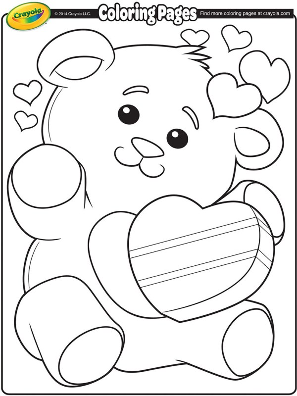 crayola coloring pages # 8