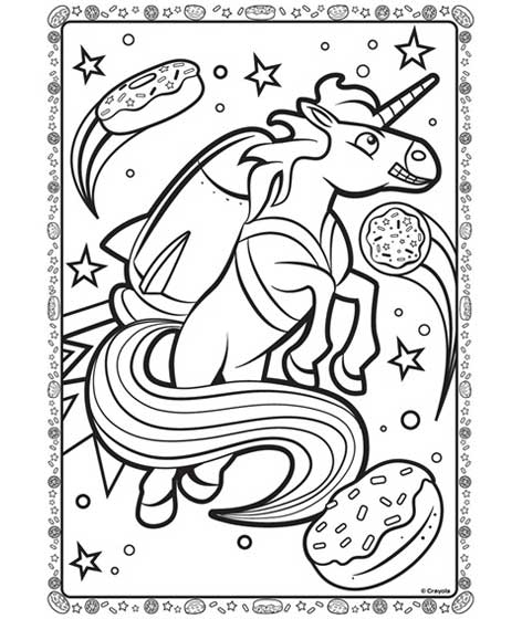 crayola coloring pages # 1