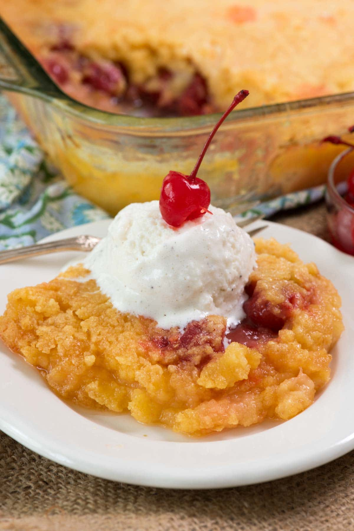 Easiest Pineapple Upside Down Cake