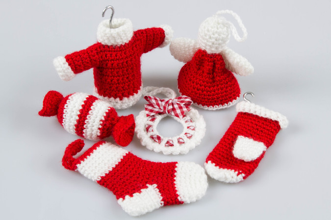 Knitting And Crochet Patterns Christmas