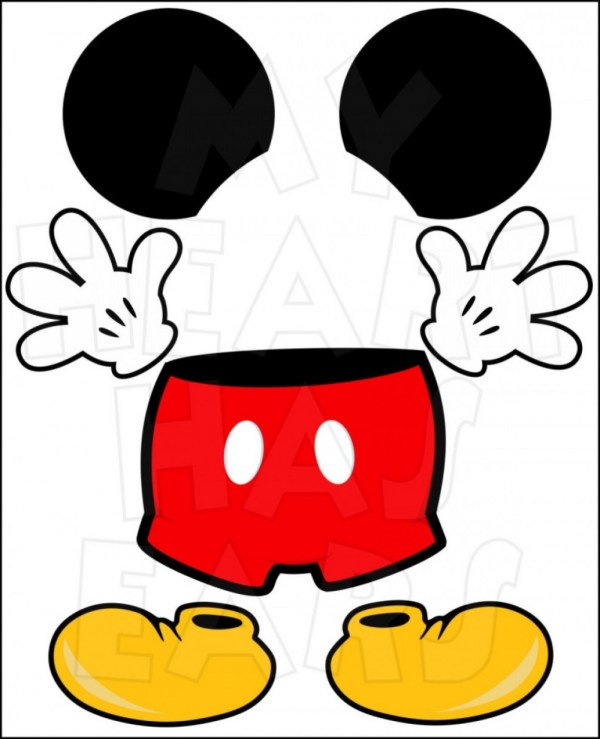 minnie mouse vector # 31