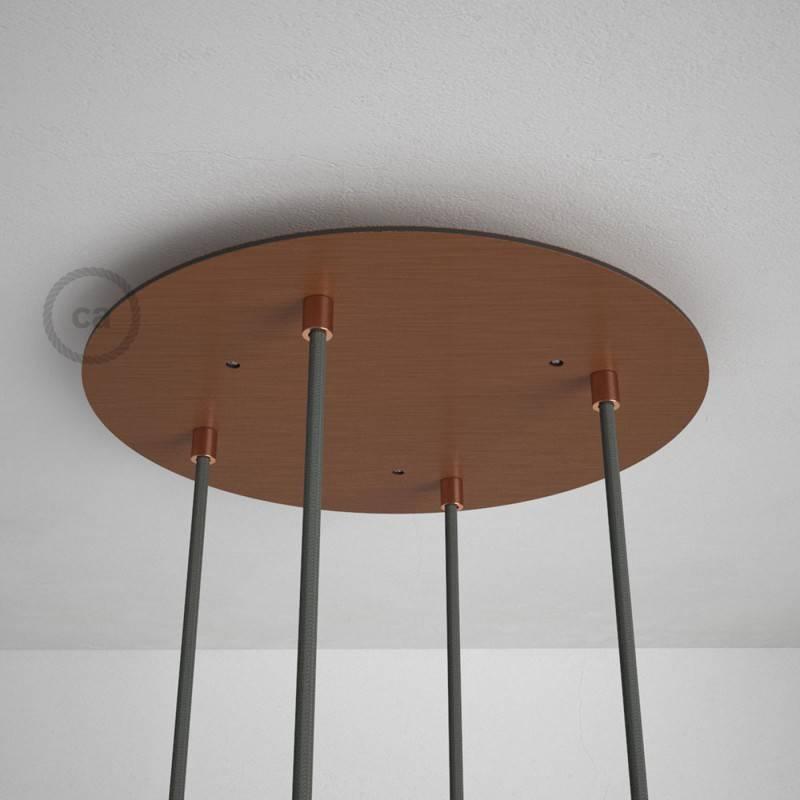 Multiple Bulb Pendant Light
