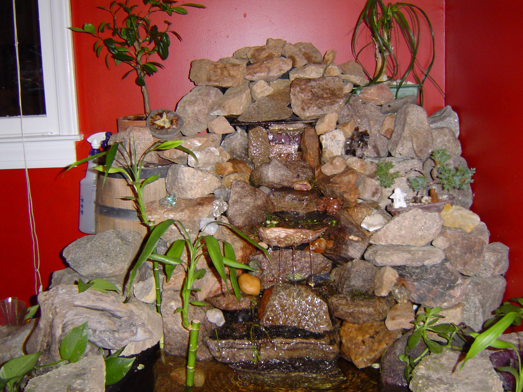 Small Pond Designs Waterfalls