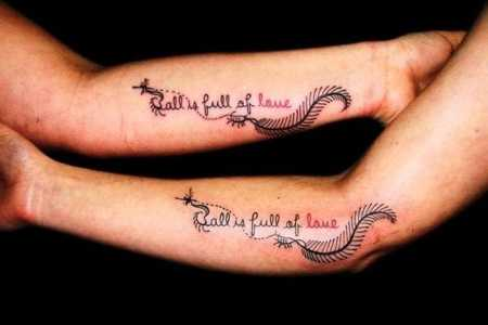 best friend tattoos quotes » 4K Pictures   4K Pictures [Full HQ ...