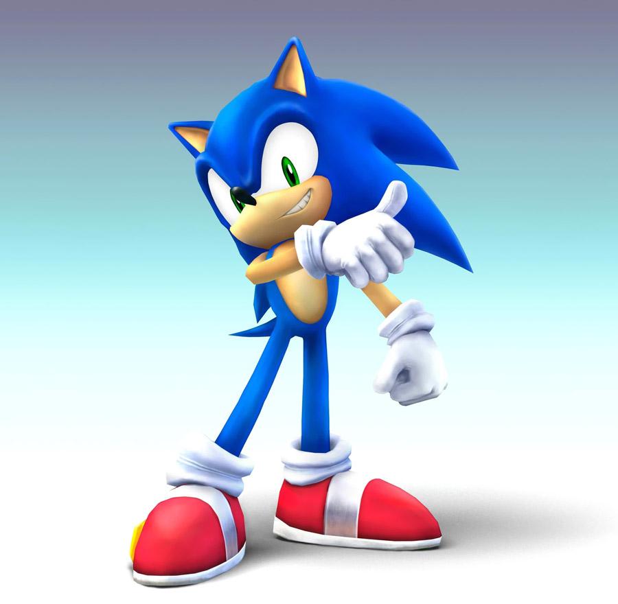 Sonic Art Super Smash Bros Brawl Art Gallery