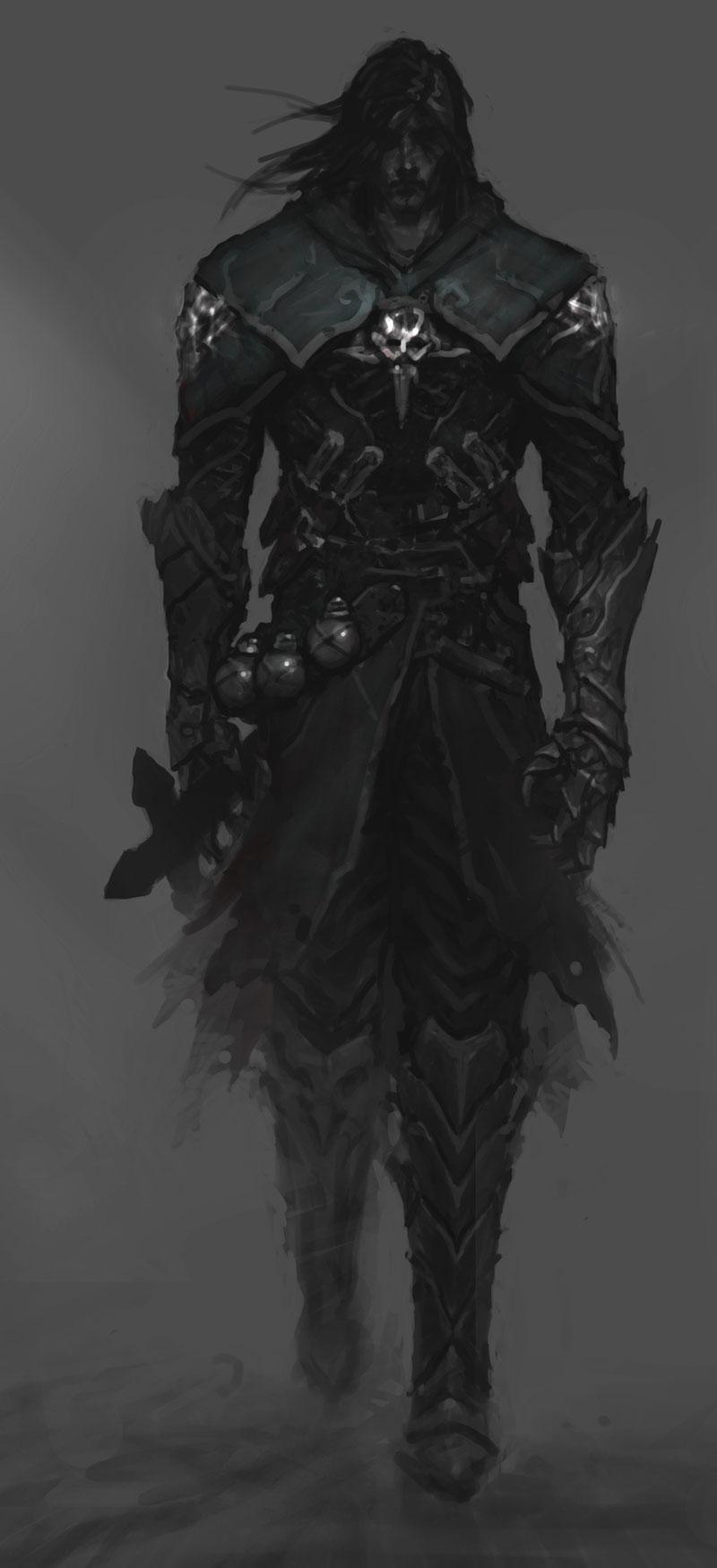 Gabriel Belmont Art Castlevania Lords Of Shadow Art Gallery