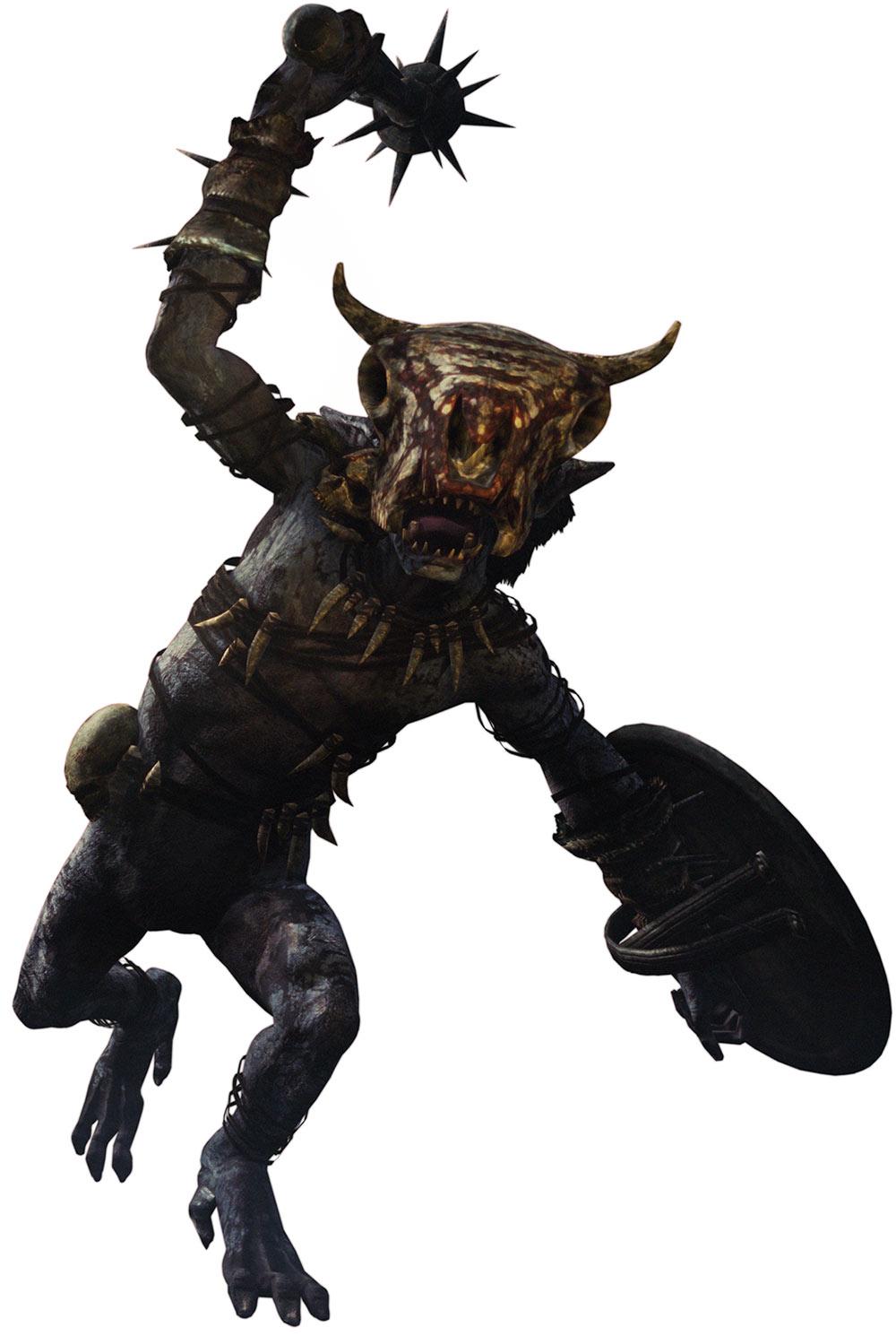 Greater Goblin Art Dragon S Dogma Dark Arisen Art Gallery