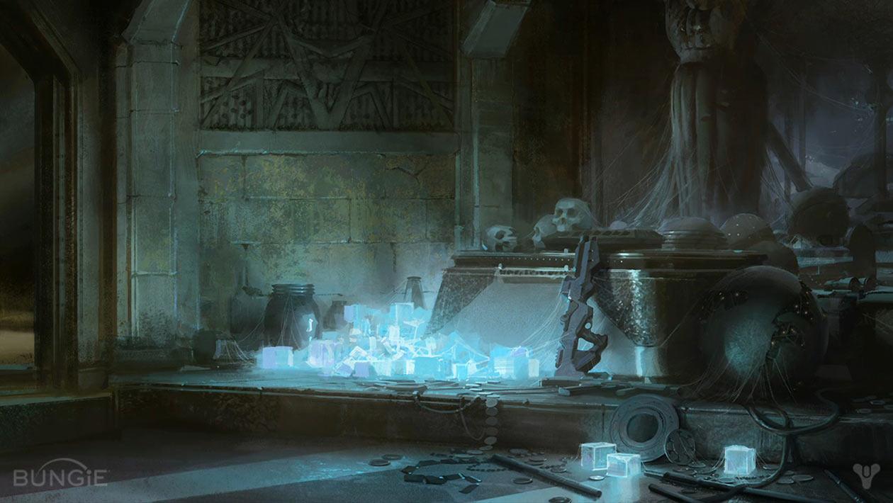 Crypt Art Destiny Art Gallery