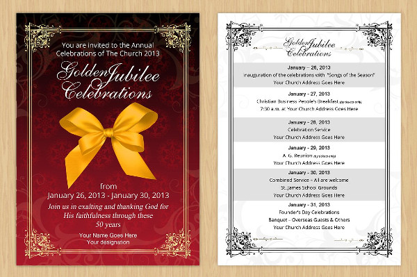 Individual Wedding Invitations