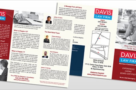 Excel Project Timeline Template Free » law firm brochure template