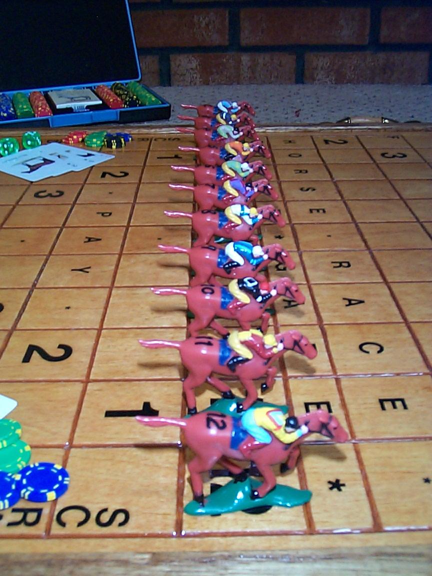 Make Game Board Template