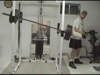 Making A Hack Squat Machine In The Squat Rack