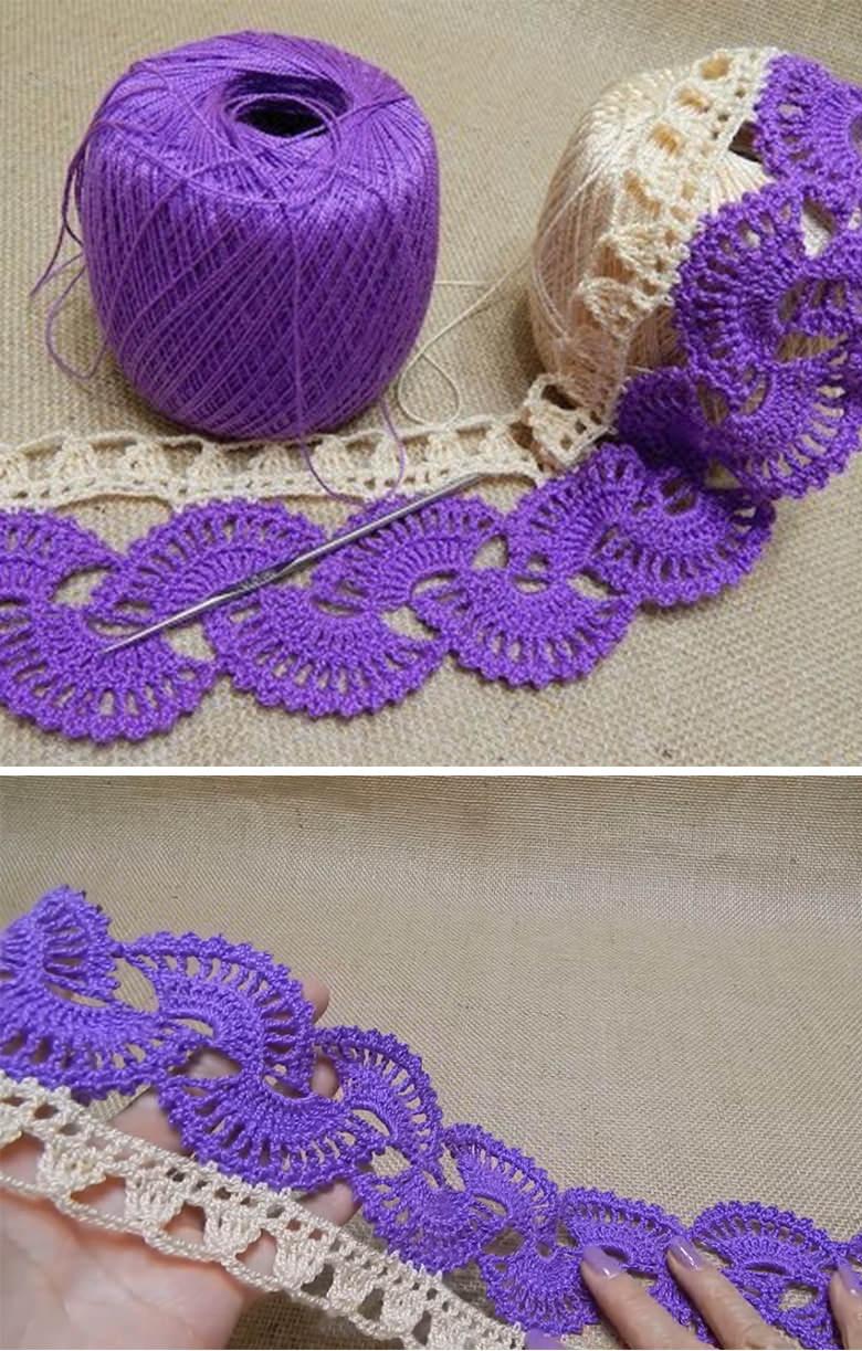Lujoso Patrón De Crochet Para Chai Colección - Manta de Tejer Patrón ...