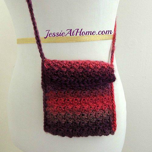 Crochet Plastic Bag Hat