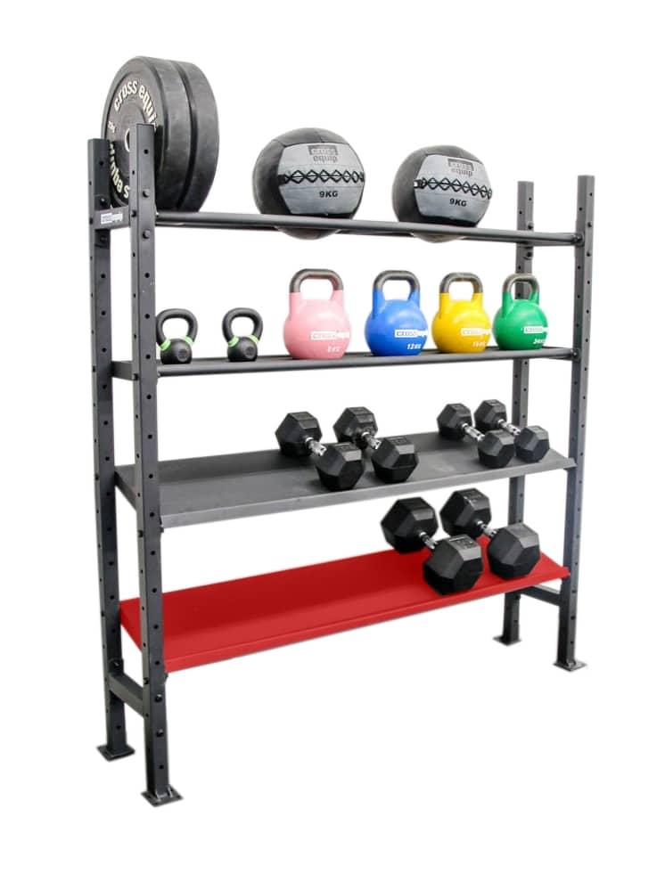 Bosu Ball Storage Racks
