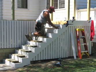 Ongoing Projects Crossworks Carpentry Portland Maine