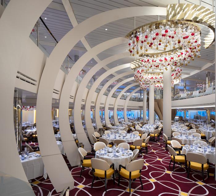 Nieuw Statendam Review Cruise International
