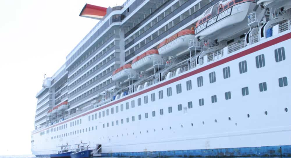 Port Congestion Affects Carnival Cruise Ship Sailings