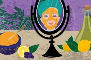 5 Homemade Face Masks That Make Wonder | CrunchyTales Stefania Tomasich