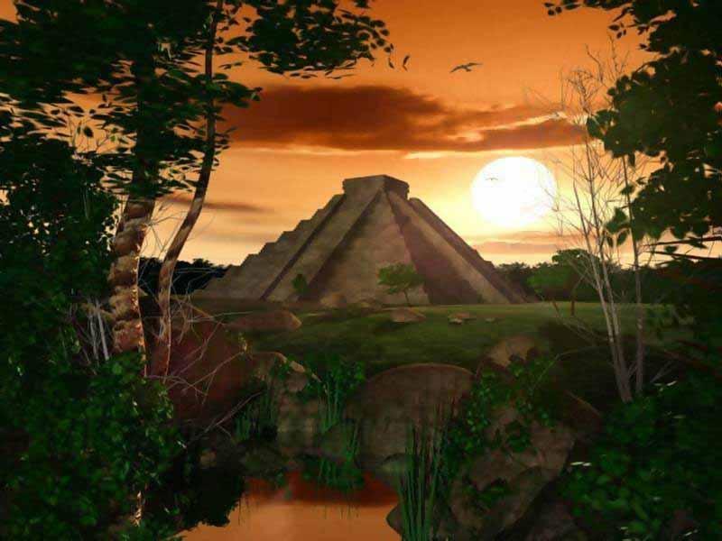 Pyramids Of Mesoamerica Crystalinks