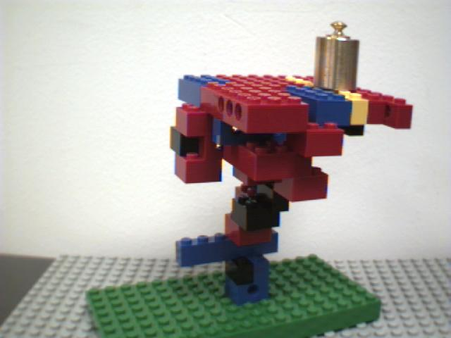 Evolving three dimensional Lego structures  Table experiment